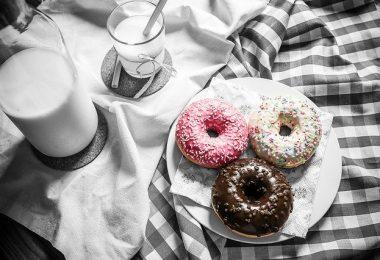 recette pour appareil à donuts